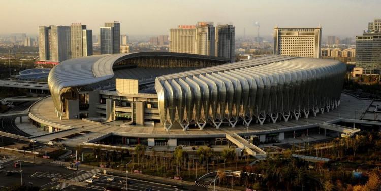 Jinan Olympic Sports Center Stadium