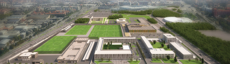 Juventus Training Center
