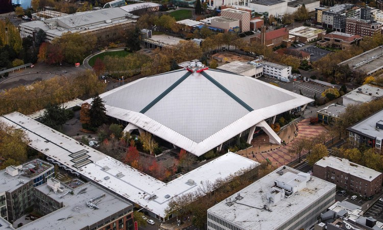 KeyArena at Seattle Center
