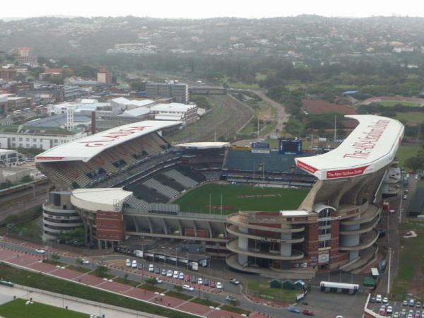 King Goodwill Zwelithini Stadium