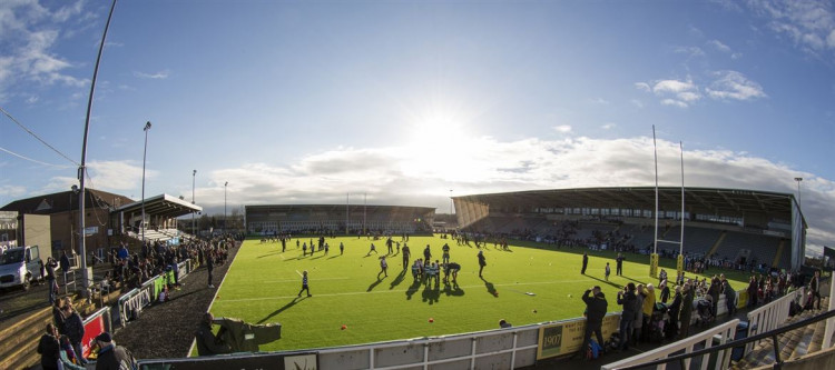 Kingston Park Stadium