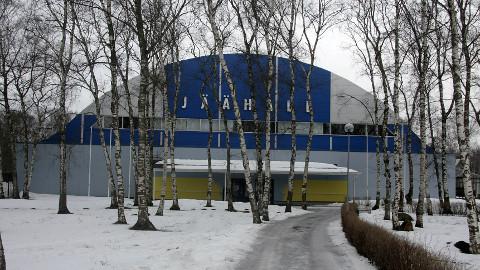 Kohtla-Järve Jäähall