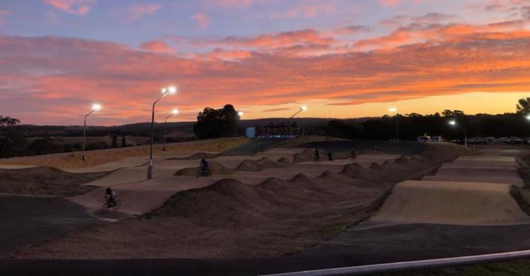 Launceston BMX track