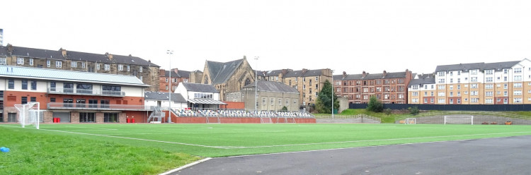 Lesser Hampden Stadium