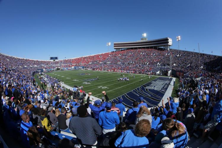 Liberty Bowl Memorial Stadium