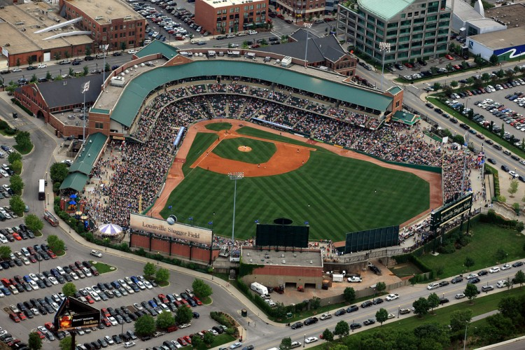 Louisville Slugger Field