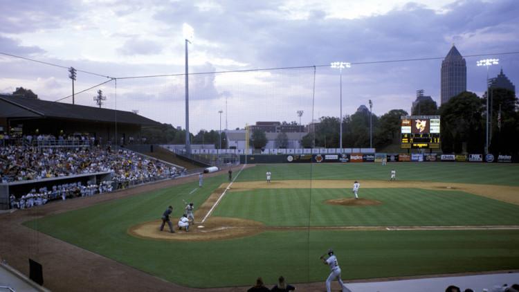 Mac Nease Baseball Park at Russ Chandler Stadium