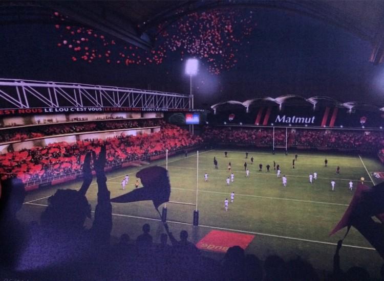 Matmut Stadium - Gerland
