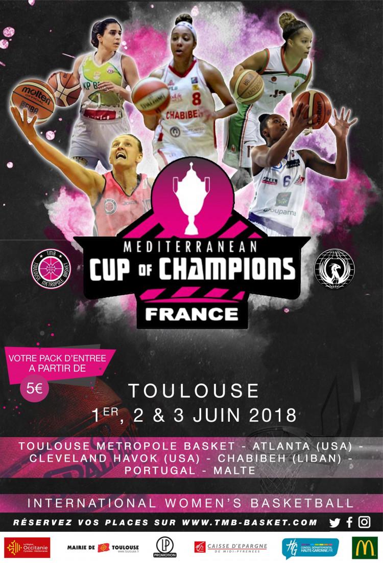 Mediterranean Cup of Champions Women 2018