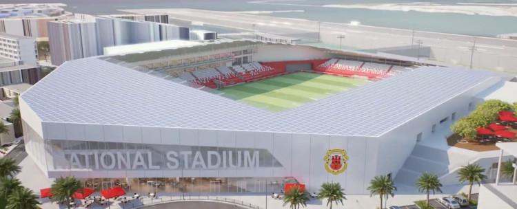 National Stadium for Gibraltar