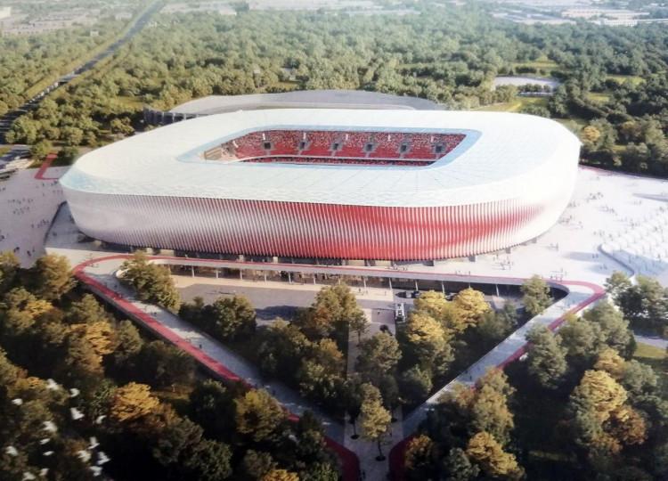 National Stadium of Belarus