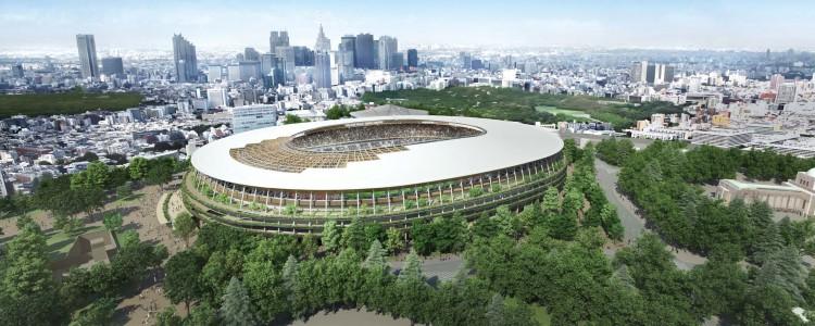 National Stadium of Japan