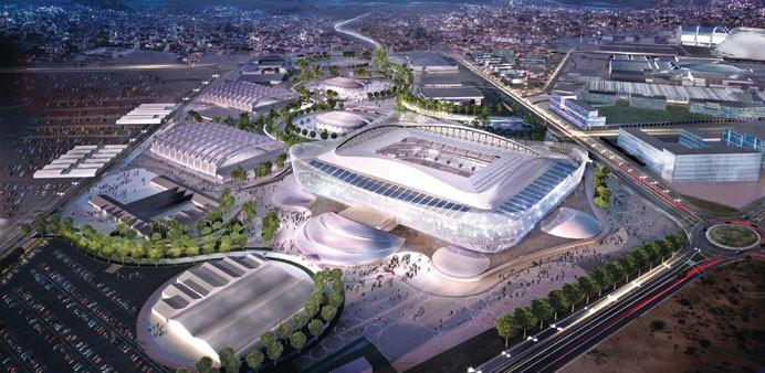 New Al Rayyan Stadium