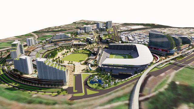 New Aloha Stadium