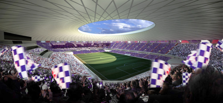 New Fiorentina Stadium