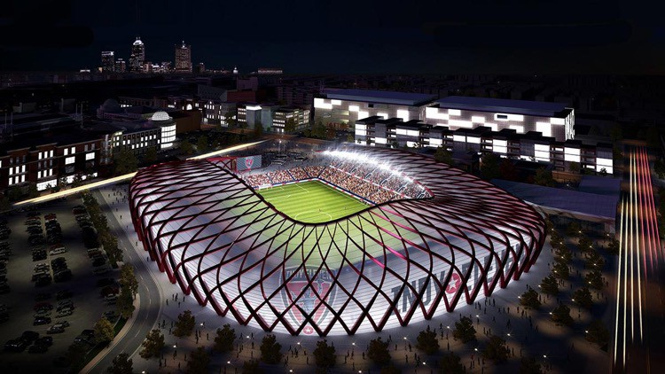 New Indy Eleven