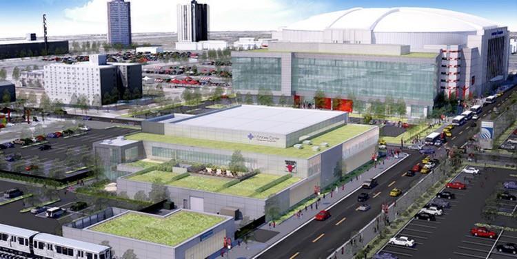 New United Center