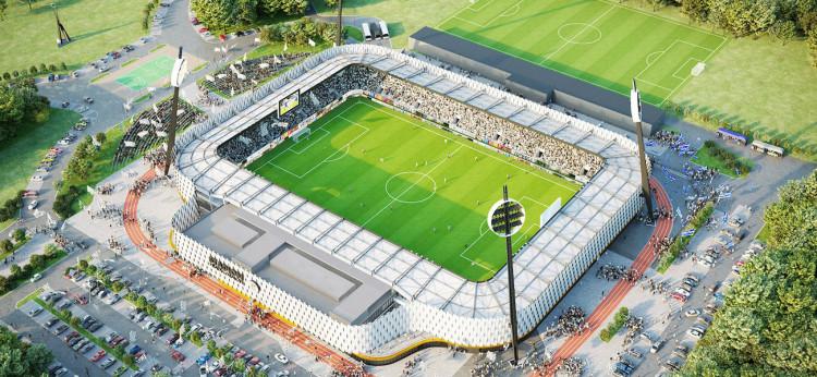 Nová Všesportovní stadion