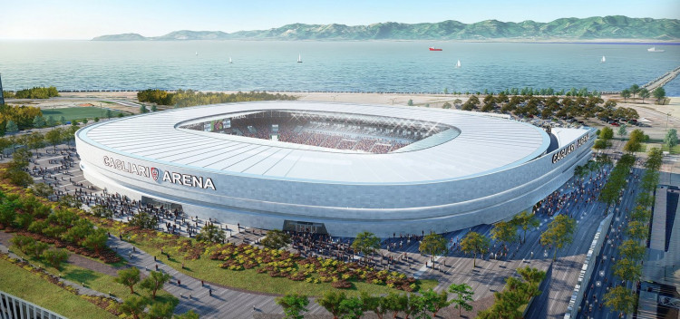 Nuevo Stadio Sant'Elia