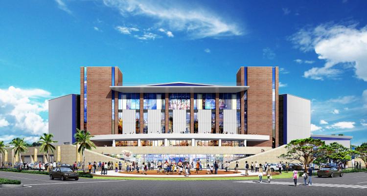 Okinawa City Multi-Purpose Arena