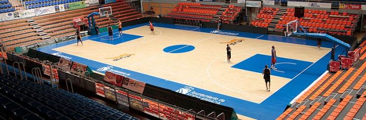 Pabellón Polideportivo Municipal Fernando Martin