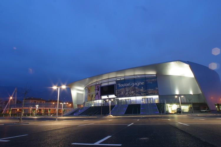 Palais des sports Jauréguiberry de Toulon