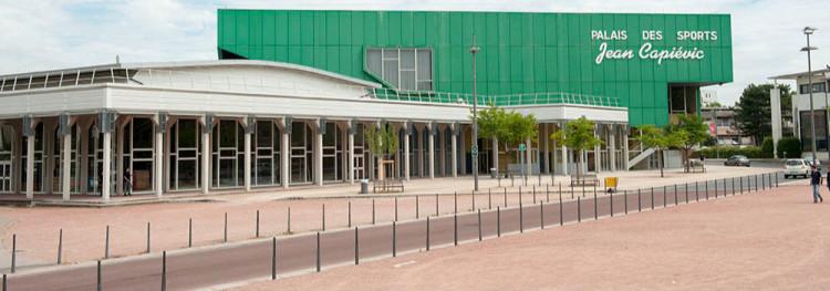 Palais des Sports Jean-Capiévic