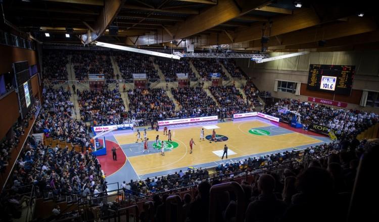 Palais des sports Jean-Michel-Geoffroy de Dijon