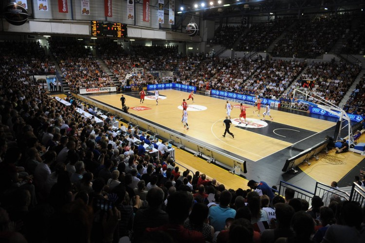 Palais des sports Jean-Weille