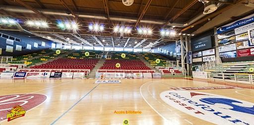 Palais des Sports Pierre Coulon