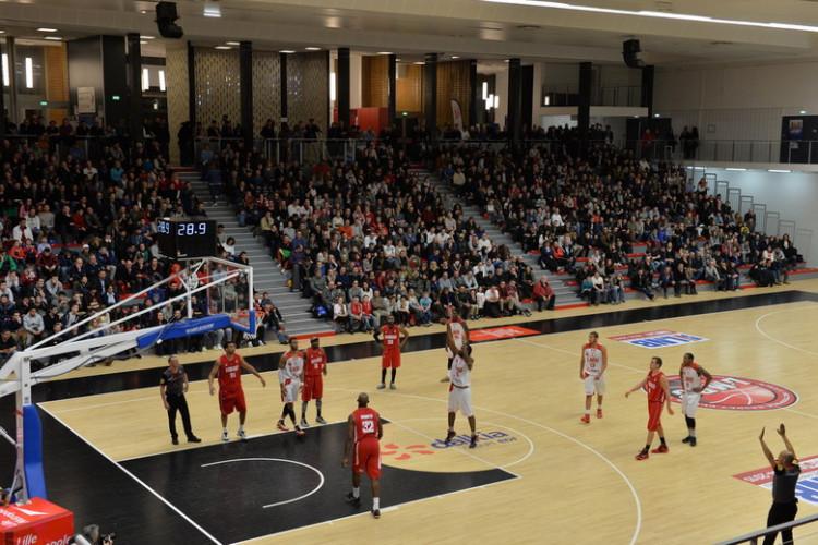 Palais des sports Saint-Sauveur