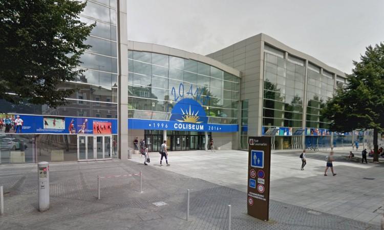 Patinoire du Coliseum - Amiens