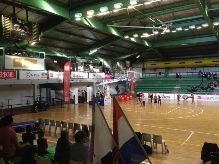 Petit palais des sports de Toulouse