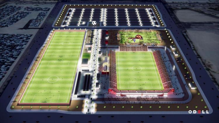 Phoenix Rising Gila River Stadium