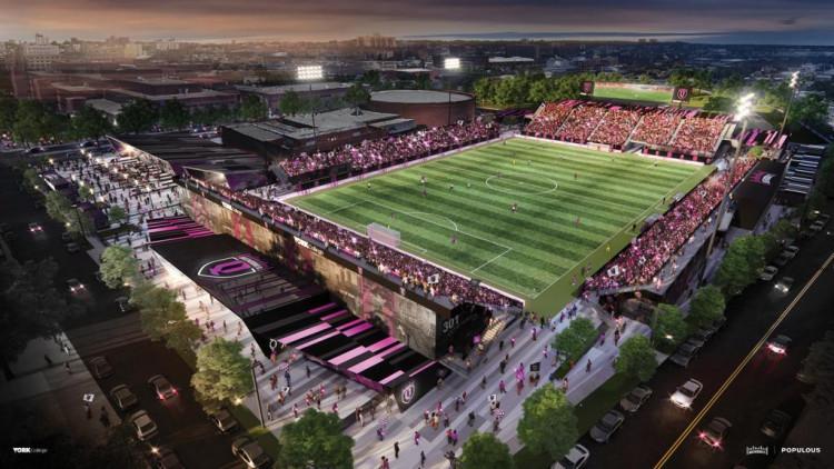 Queensboro FC Stadium