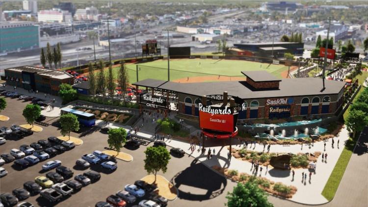Railyards Ballpark