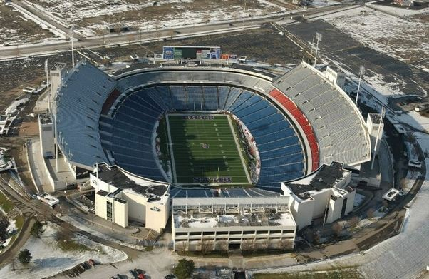 Highmark Stadium Buffalo