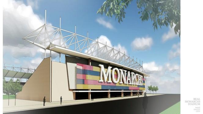 Real Monarchs stadium