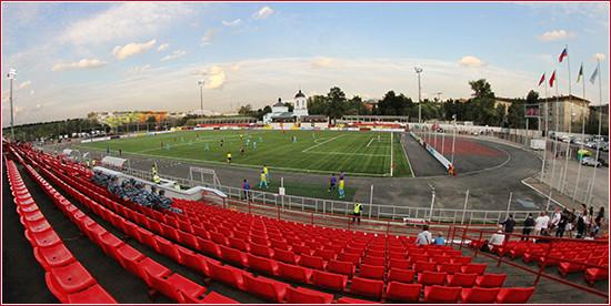 Rodina Stadium, Khimki