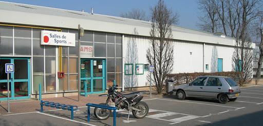 Salle Des Sports De La Coupée