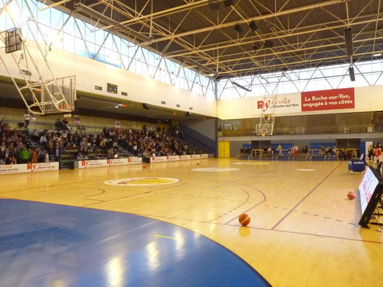 Salle omnisports de Roche-sur-Yon