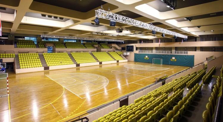 Salle omnisports Gaston-Médecin
