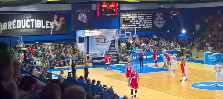 Salle Omnisports Michel Gloaguen