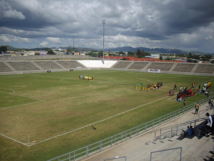 Sam Nujoma Soccer Stadium