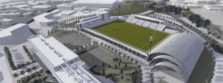 Sheffield Olympic Legacy Stadium