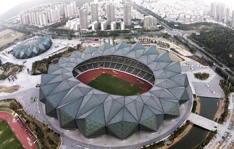 Shenzhen Universiade Sports Centre Stadium