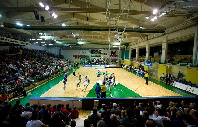 Športna Dvorana Leona Štuklja