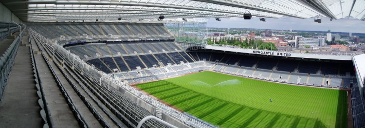 sportsdirect.com @ St James' Park Stadium