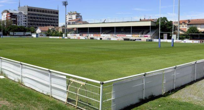 Stade Arnauné