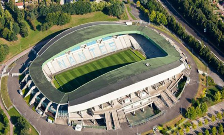 Resultado de imagen de estadio de La Beaujoire – Louis-Fonteneau